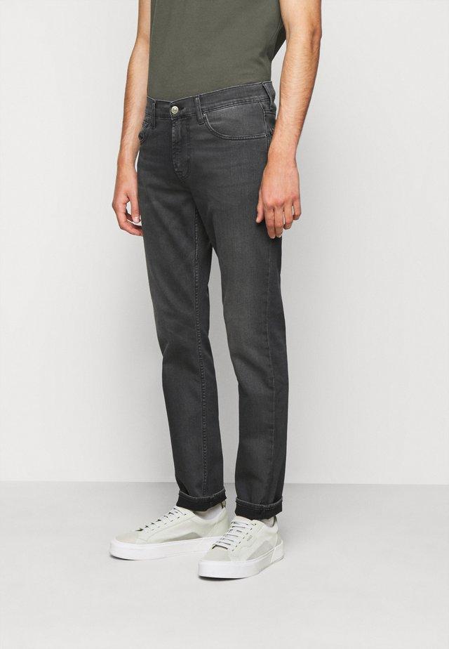 Jeans slim fit - dark grey