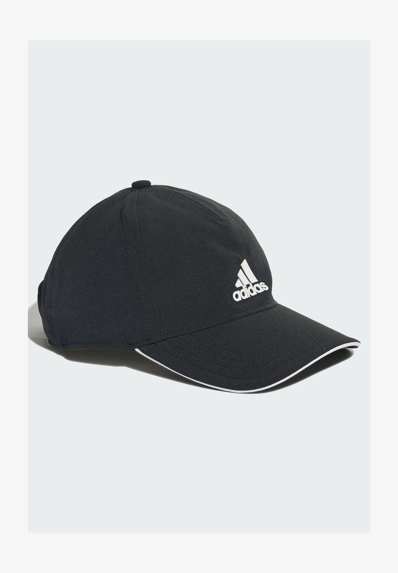 adidas Performance - AEROREADY BASEBALL CAP - Keps - black