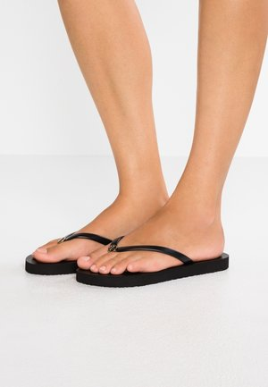 THIN - Pool shoes - black