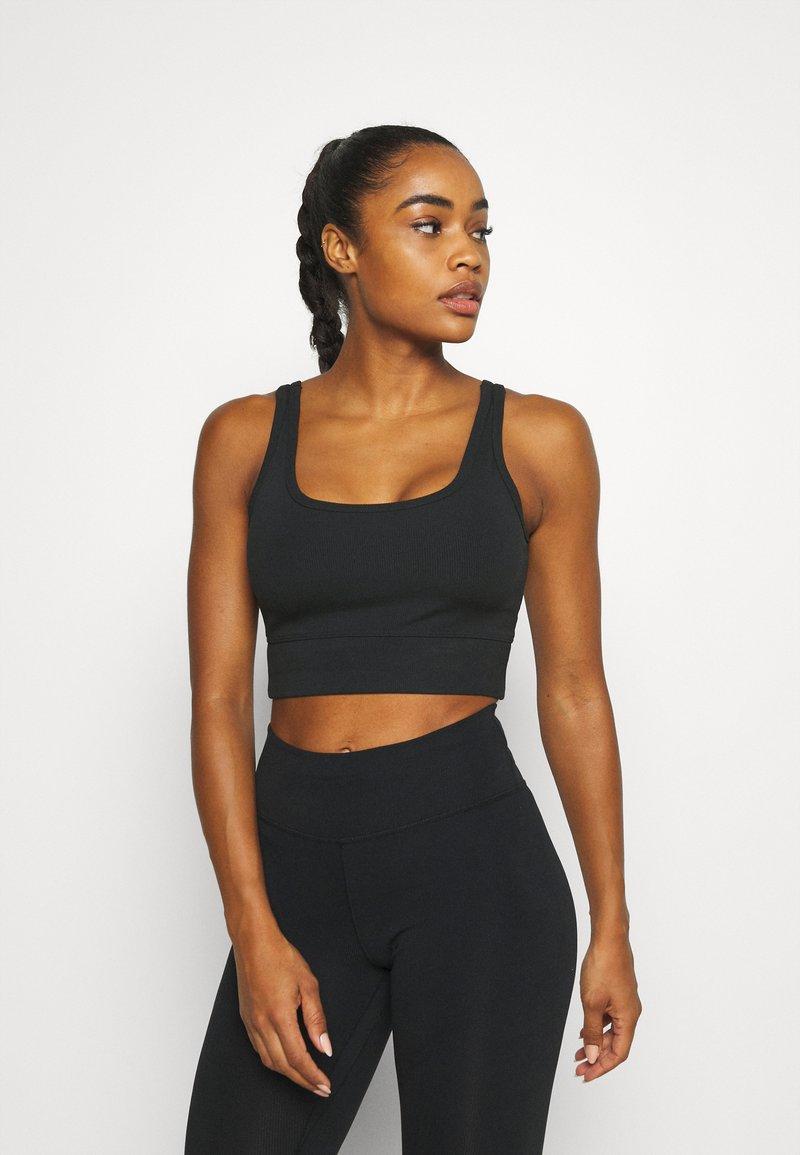 Nike Performance - LUXE - Sportshirt - black