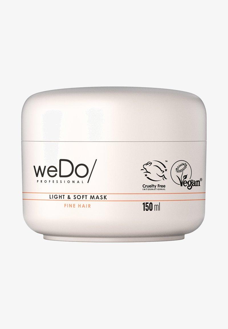 weDo/ Professional - LIGHT & SOFT MASK - Hair mask - -