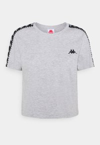 INULA - T-shirts med print - grey melange
