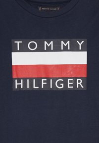 Tommy Hilfiger - ESSENTIAL TEE - T-shirt à manches longues - blue - 3