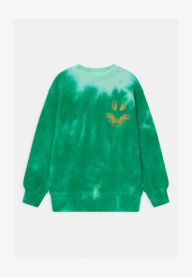 Sweatshirt - royal green