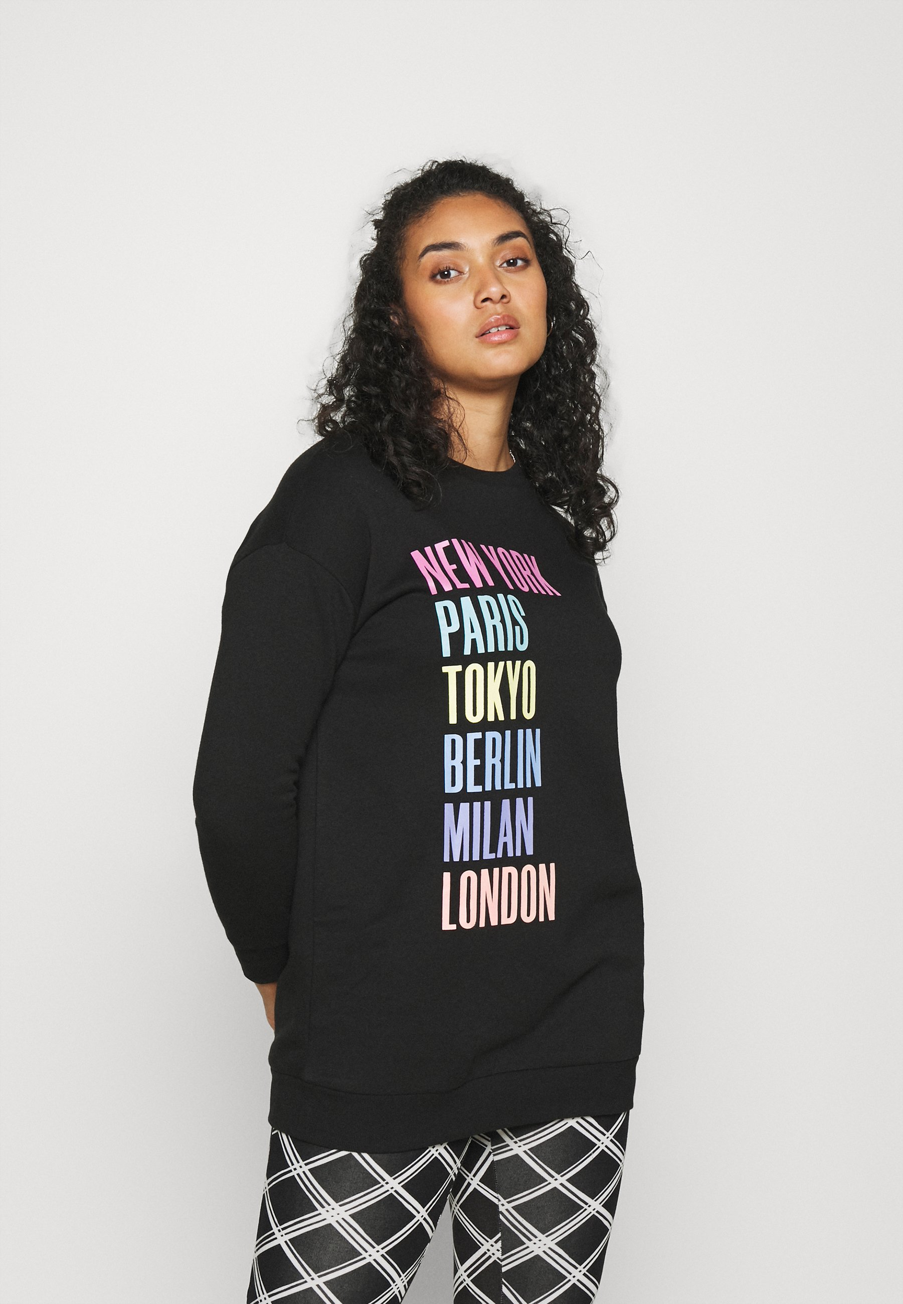 Women CITIES LONLINE - Sweatshirt