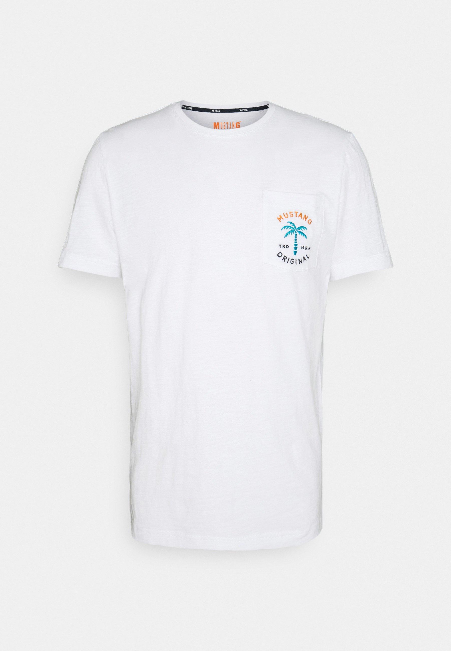 Men ALEX C - Print T-shirt