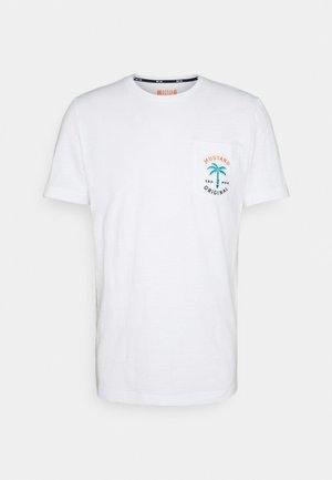 ALEX C - T-Shirt print - general white