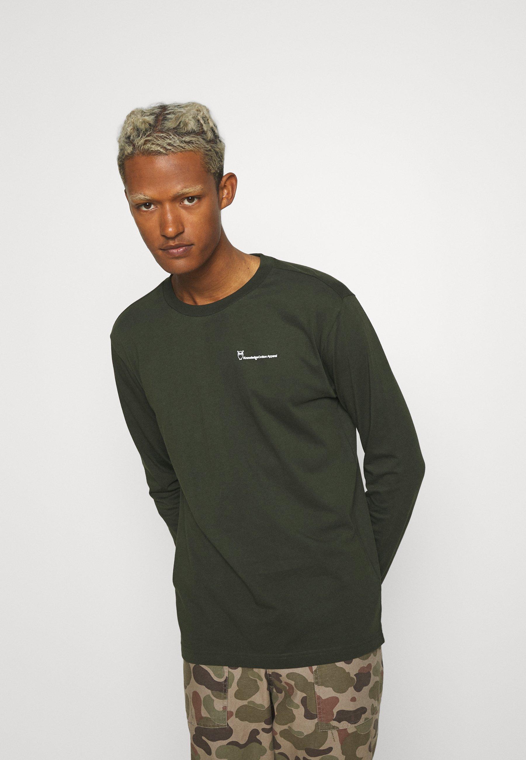 Uomo LOCUST TRANSFER TEE - Maglietta a manica lunga