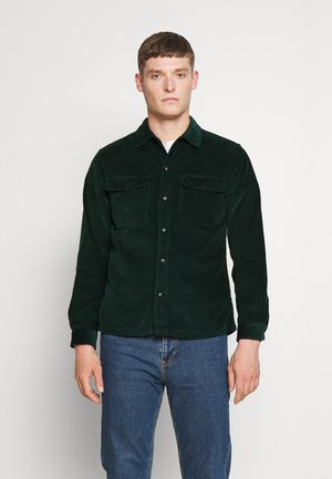 SLHLOOSEDECKER OVERSHIRT - Shirt - scarab