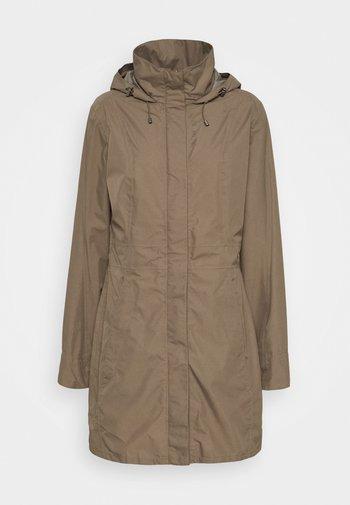 WOMEN'S KAPSIKI COAT - Hardshell jacket - coconut uni