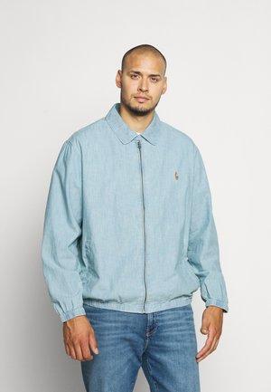 BAYPORT  - Summer jacket - chambray