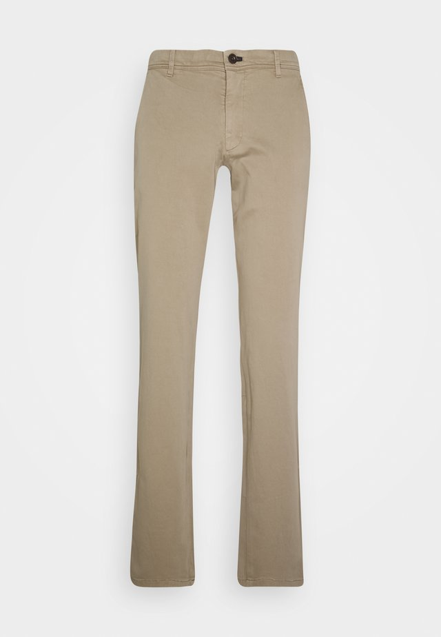 MATTHEW - Pantalones chinos - medium beige
