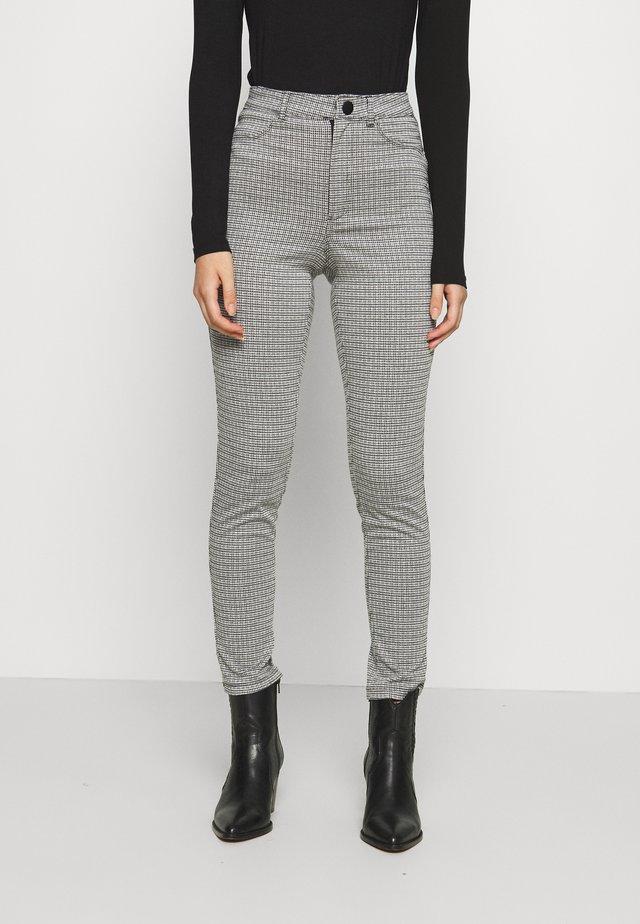JEGGING CIRCULAR - Leggings - Trousers - beige/camel