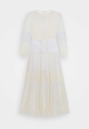 HIDDEN GEM DRESS - Maxi šaty - blanc