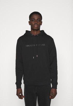BERTIL HOODIE - Sweatshirt - black