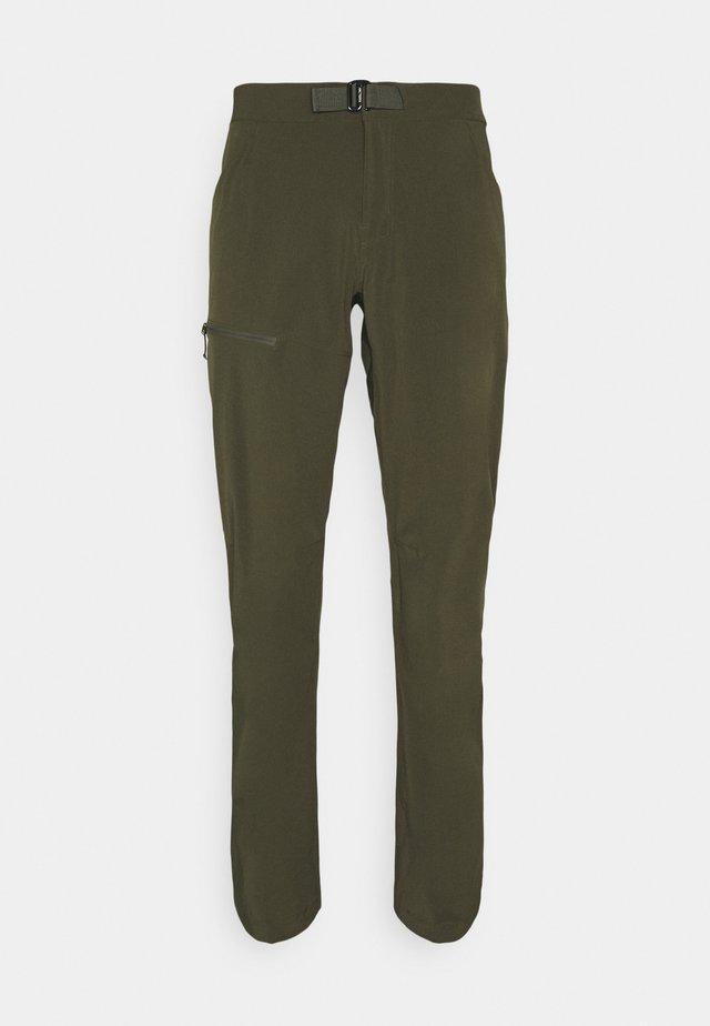 LEFROY PANT MENS - Pantaloni outdoor - tatsu