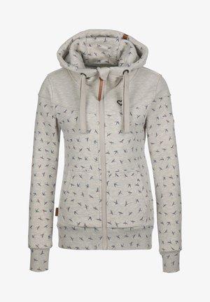 PALINA - Zip-up hoodie - cloudy
