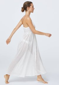 OYSHO - Korte jurk - white - 1