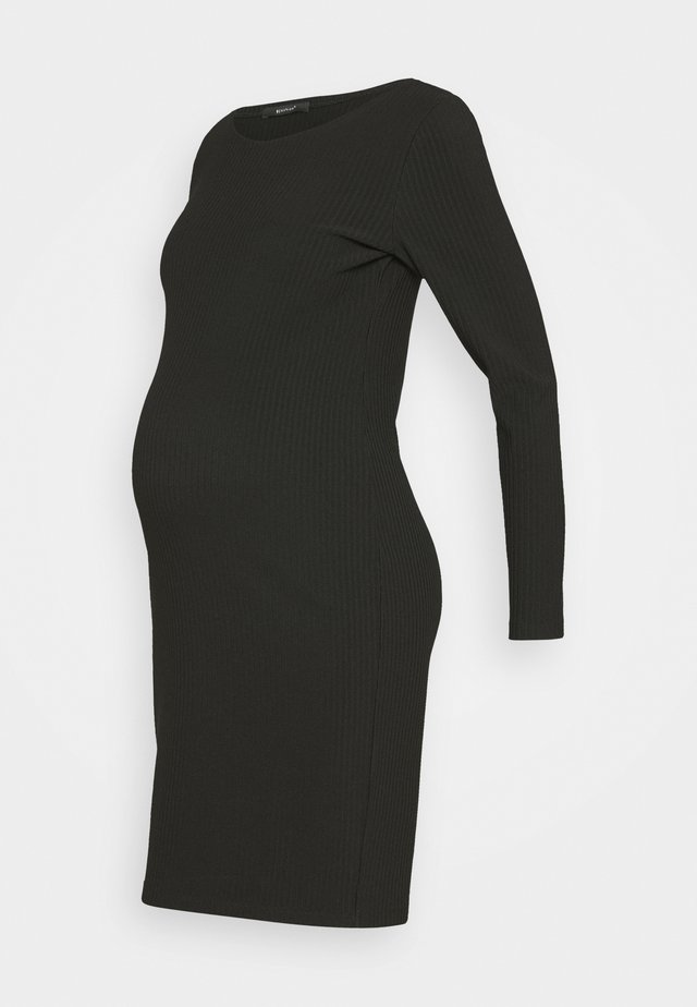 CARELI - Shift dress - black