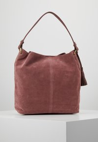 mint&berry - LEATHER - Handbag - dusty rose