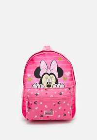 Kidzroom - BACKPACK MINNIE MOUSE LOOKING FABULOUS - Rucksack - pink - 0