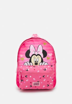 BACKPACK MINNIE MOUSE LOOKING FABULOUS - Sac à dos - pink