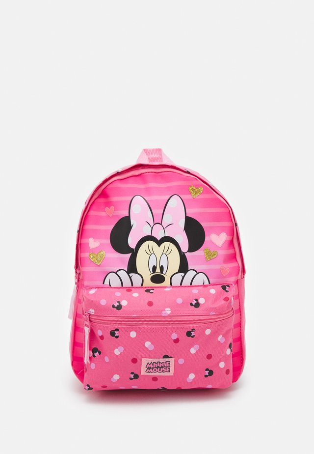 BACKPACK MINNIE MOUSE LOOKING FABULOUS - Mochila - pink