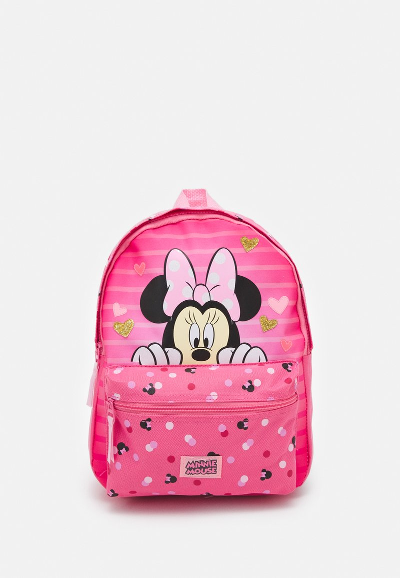 Kidzroom - BACKPACK MINNIE MOUSE LOOKING FABULOUS - Rucksack - pink