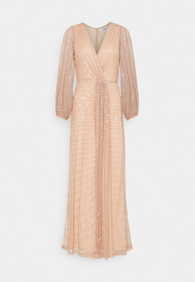 DAISIANNE - Robe de cocktail - rose gold
