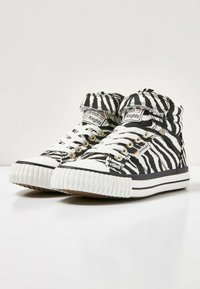 British Knights - DEE - High-top trainers - zebra - 2