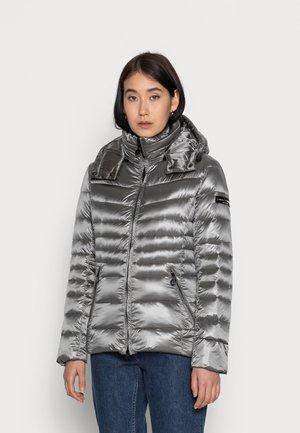 NEW ISTRESS - Down jacket - iron