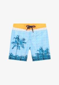 Sunuva - BOYS PALM TREE  - Short de bain - blue - 2