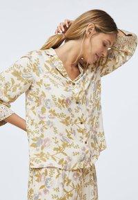 OYSHO - Nattøj trøjer - beige - 3