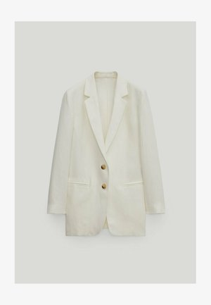 Short coat - white