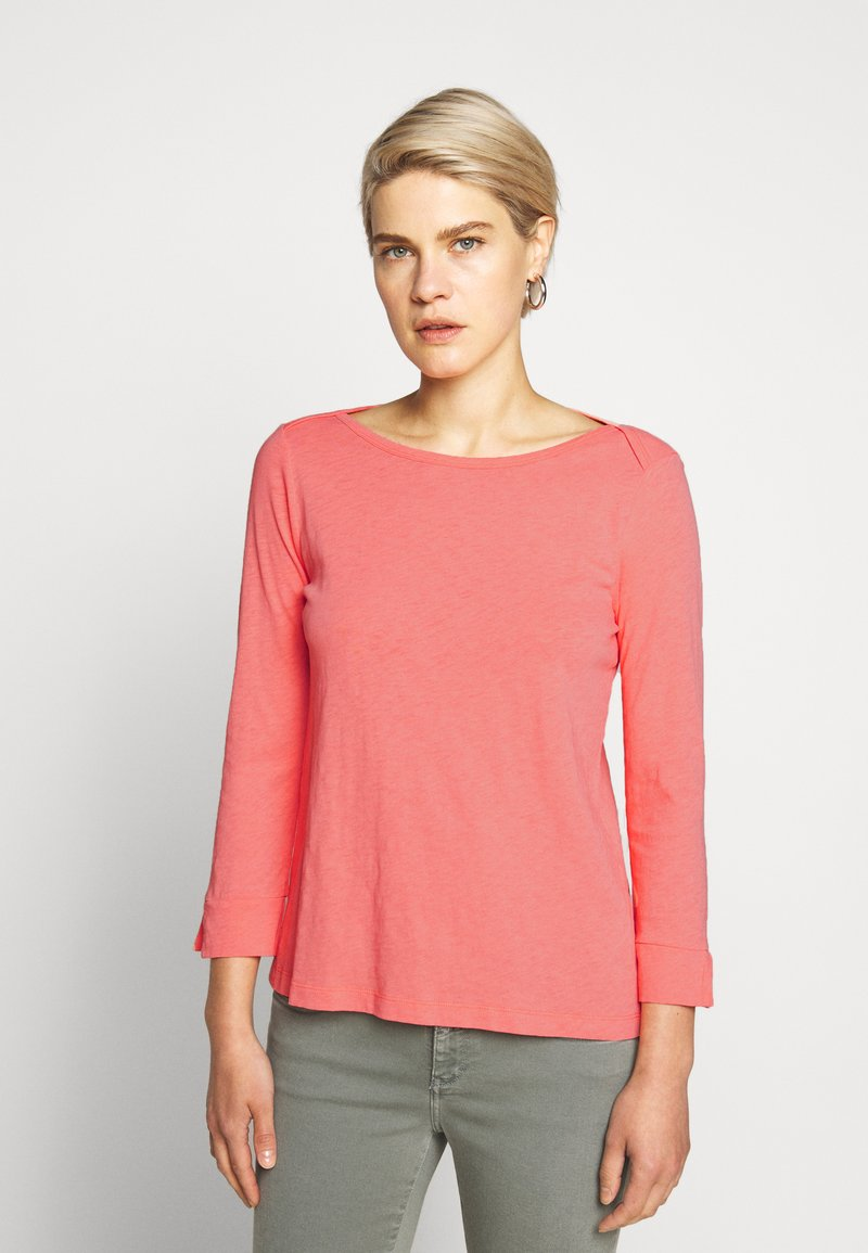 J.CREW - PAINTER - Long sleeved top - bright pink