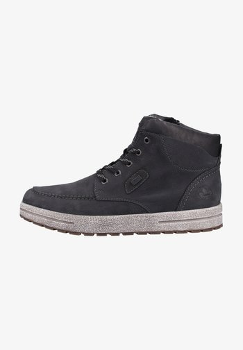 High-top trainers - Mare/Black