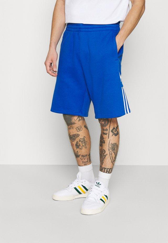 UNISEX - Shorts - blue/white