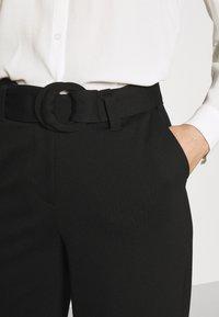 someday. - CHILANI DETAIL - Trousers - black - 3