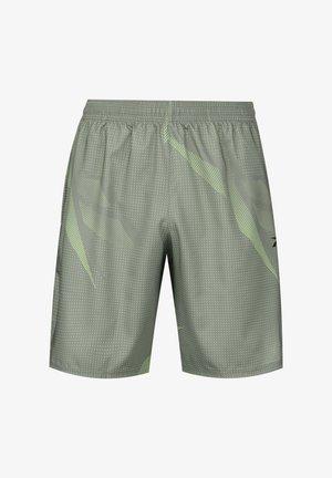 Pantalón corto de deporte - harmony green