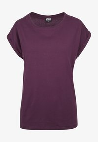 Urban Classics - Basic T-shirt - cherry - 3
