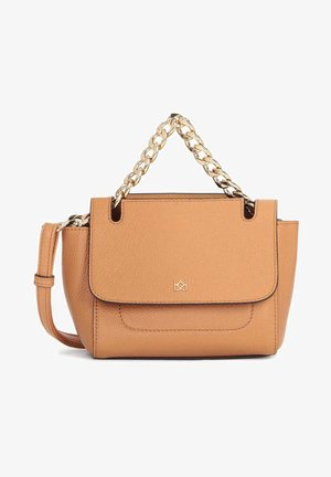 NEW VENUS  - Handbag - light brown