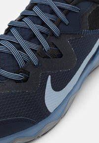 Nike Performance - JUNIPER - Trail running shoes - obsidian/obsidian mist/black/ocean fog/cool grey - 5