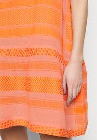 CECILIE copenhagen - DRESS - Denní šaty - flush - 4
