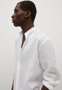 Mango - Shirt - blanc - 3
