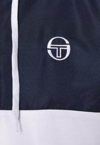 sergio tacchini - BELUSHI TRACKTOP - Training jacket - navy/red - 6