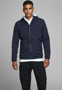 Jack & Jones - JCOSPRING LIGHT JACKET - Summer jacket - sky captain - 0
