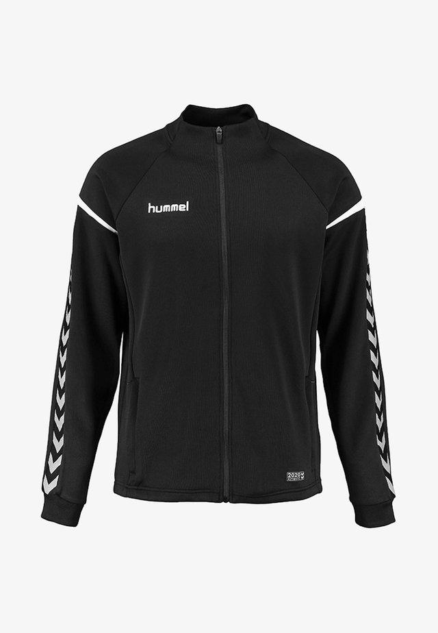 AUTH. CHARGE - Training jacket - black