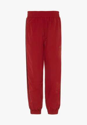 ANOMI - Pantalon de survêtement - dark red
