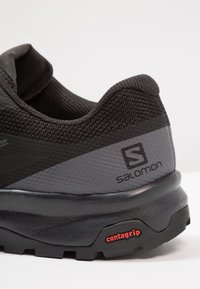 Salomon - OUTLINE GTX - Hikingsko - black/phantom/magnet - 5
