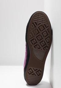Converse - ONE STAR - Sneakers - fuchsia glow - 4